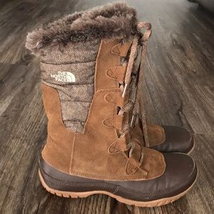 The North Face Nuptse Purna Boots